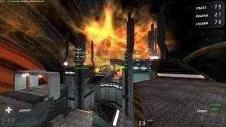 Alien Arena Insta Tourney Gameplay