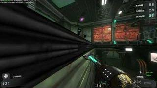Alien Arena Tourney Gameplay